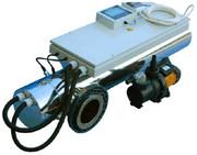Установка ультрафиолетового обеззараживания воды УОВ-УФТ-А-3-500