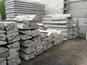 Лестничные ступени бетонные (наборные)