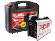 Сварочный аппарат Ресанта  САИ250 в кейсе  купить в Караганде