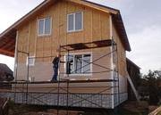 Все виды строительных, кровельных, фасадных, демонтажных, электромонтажных и сантехнических работ