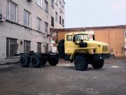 Шасси длиннобазовое Урал 4320-1951-30