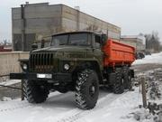 Урал 5557 Сельхозник самосвал