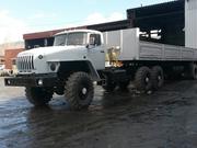 А/м Урал 44202 седельный тягач без пробега