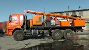 Установка для буровых работ на воду УРБ 2А2