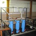 Бактерицидная установка,  обеззараживание воды,  УОВ,  очистка воды