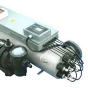 Установка ультрафиолетового обеззараживания воды УОВ-УФТ-АМ-3-700
