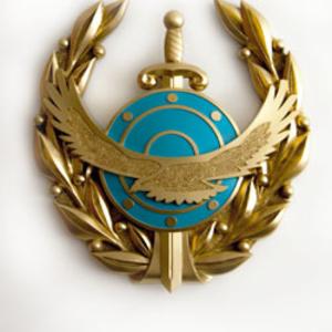 Символ МВД РК  D450 мм