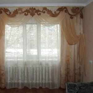 шью шторы на заказ с выездом на дом к заказчику