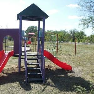 Детские площадки. Изготовление и монтаж.