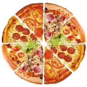 Пицца на Майкудуке От 4хпицц доставка бесплатная.