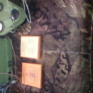 Магнитафонная приставка МП-2 1950ый год