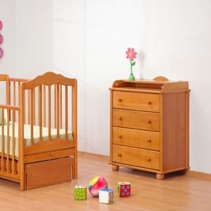 Детские кроватки и комоды