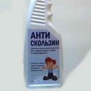 антискользин - теперь Ваши полы больше не будут скользить