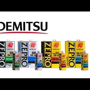 Моторные и трансмиссионные масла Idemitsu (Япония),  MolyGreen (Япония)