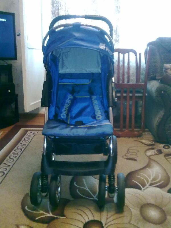продам коляску детскую 2